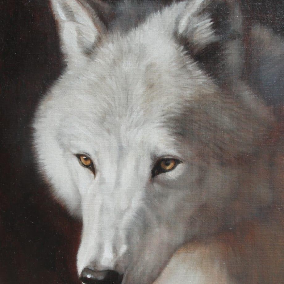 Jennifer O'Cualain, GHOST WOLF