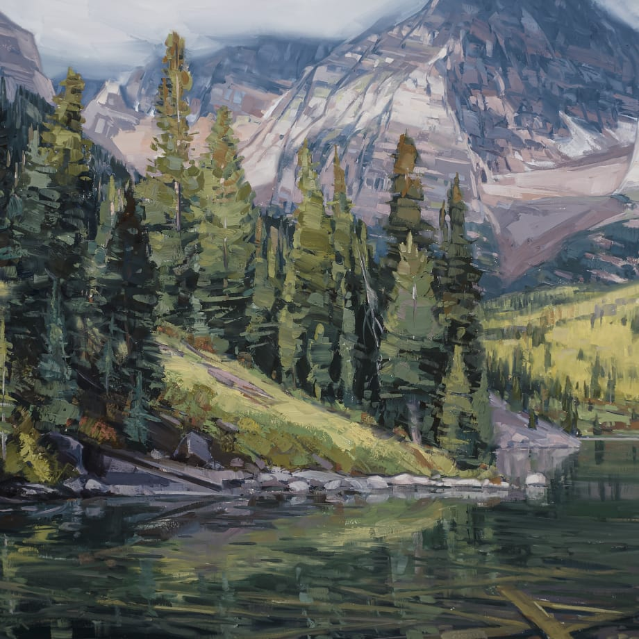 Joe Wayne, MAROON LAKE
