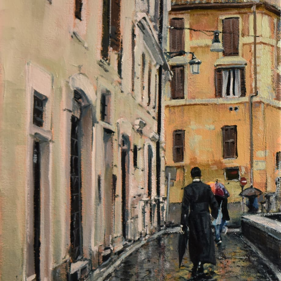 Rob Akey, ROME AFTER THE RAIN