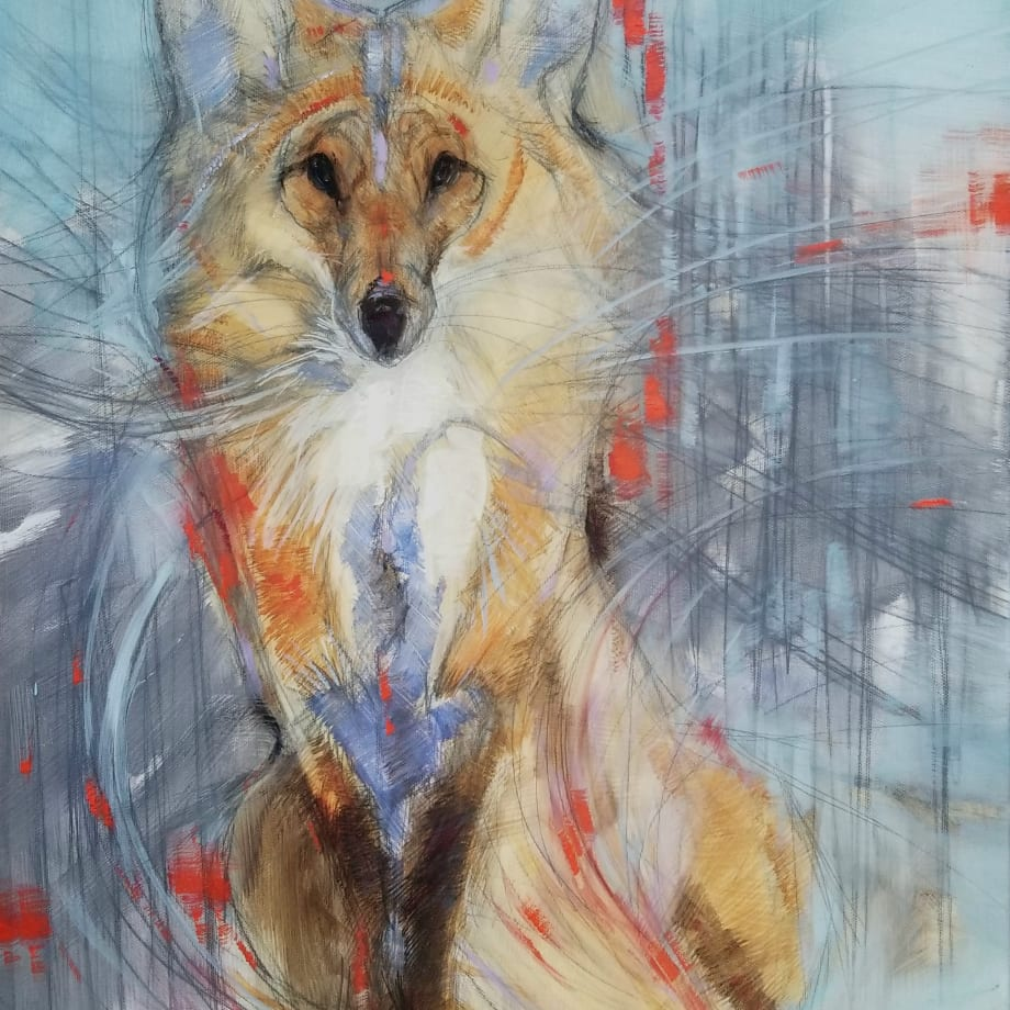 Amy Lay, The She Fox
