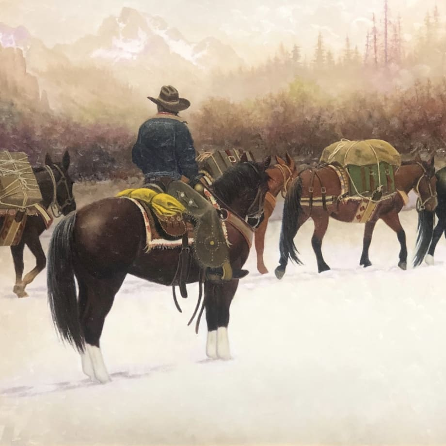 George D. Smith, Cold Start for Home