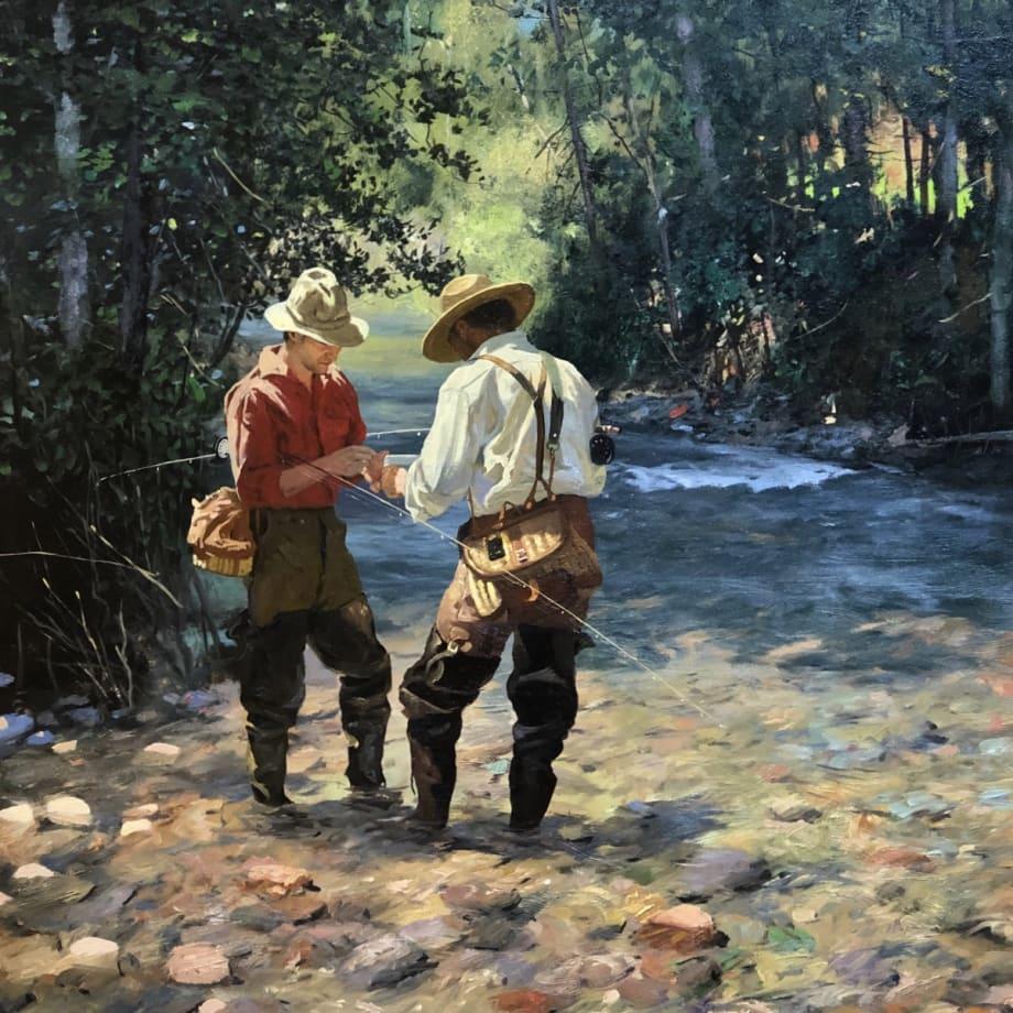 Brett J. Smith, Summertime Creek