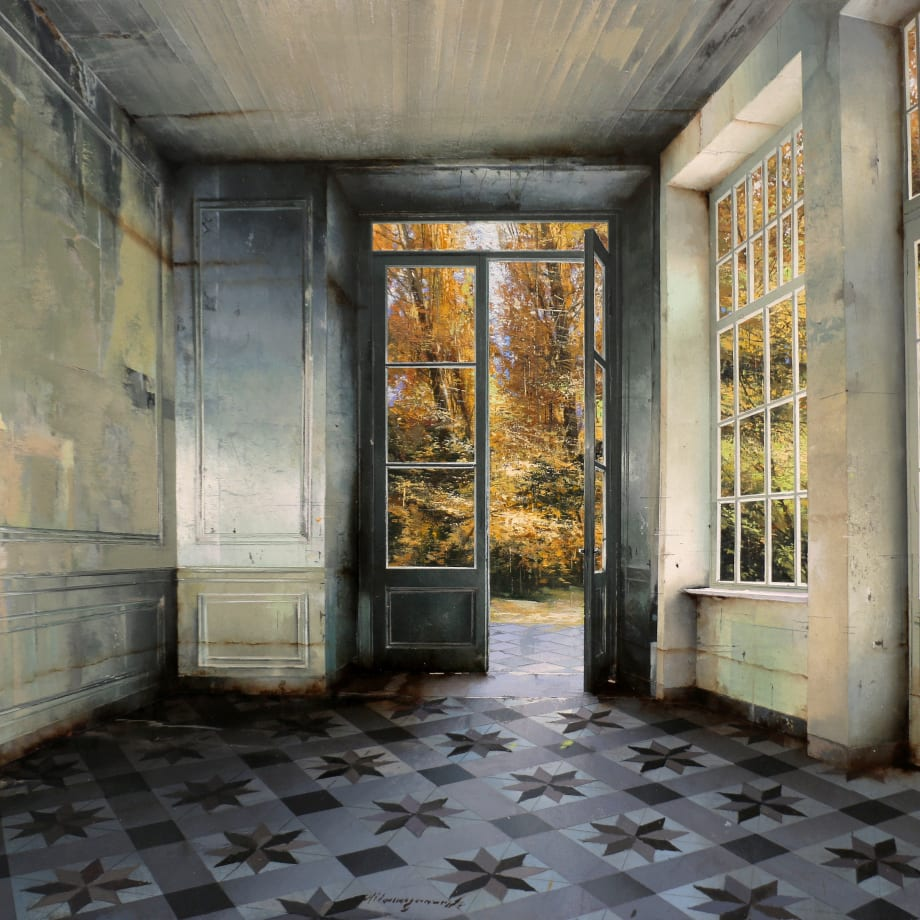 Matteo Massagrande, Aceri, 2019