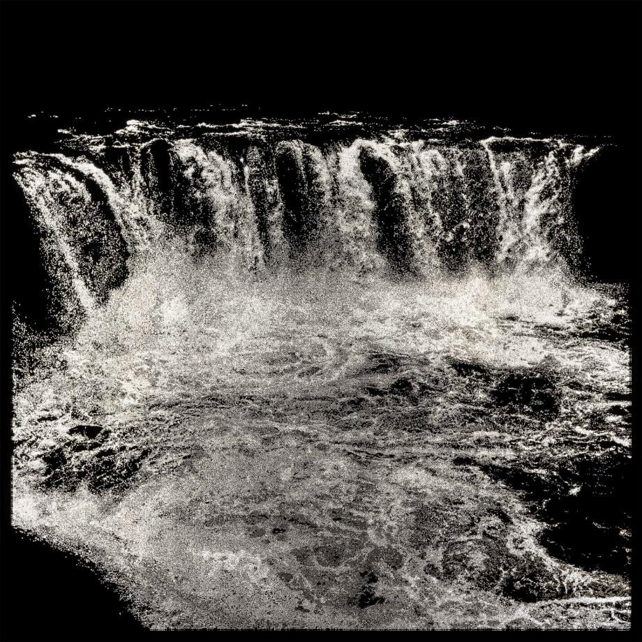Choi Soowhan, Emptiness - Waterfall 02, 2019