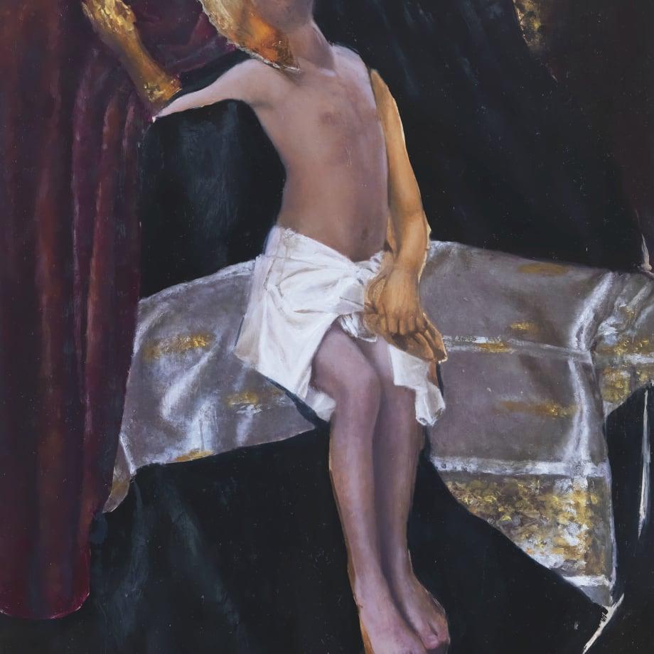 Teodora Axente, Vertical, 2018