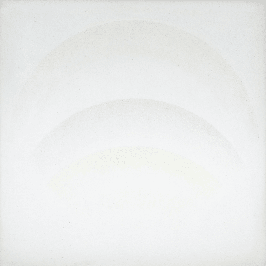 Riccardo Guarneri, Tre archi di cerchio, 1970