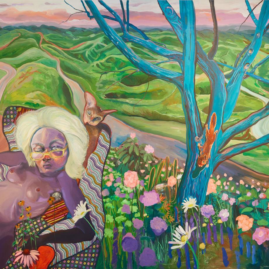 Ndidi Emefiele, @Pleasure garden, 2021