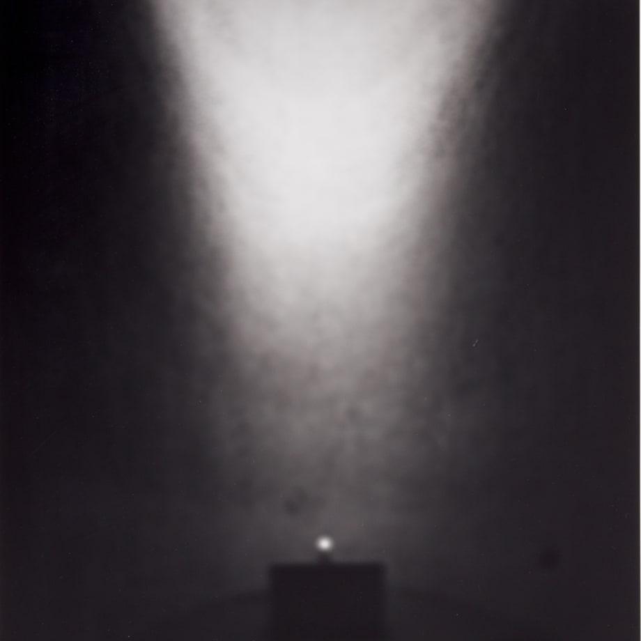 Hiroshi Sugimoto, Notre Dame de Haut (Le Corbusier), 1998