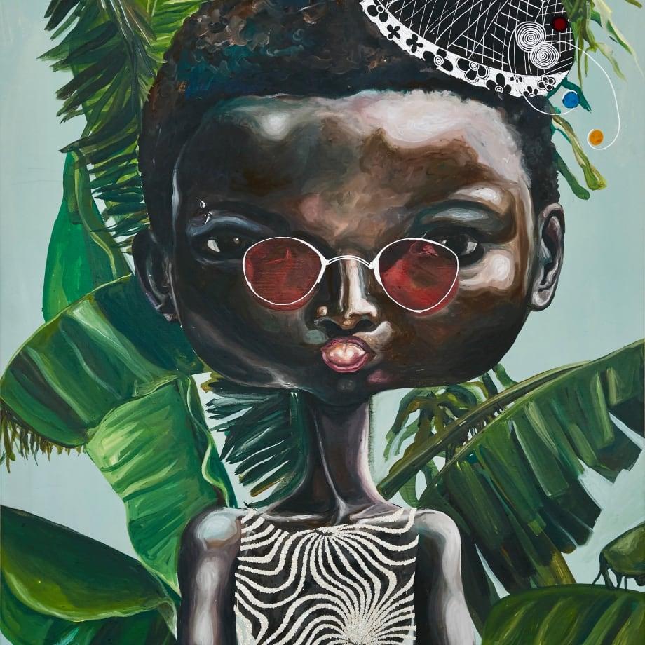 Ndidi Emefiele, Sunday bubbles 4, 2017