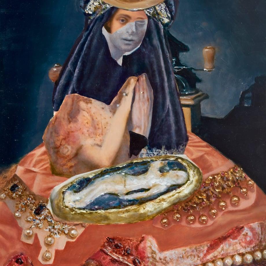 Teodora Axente, Pietà, 2019