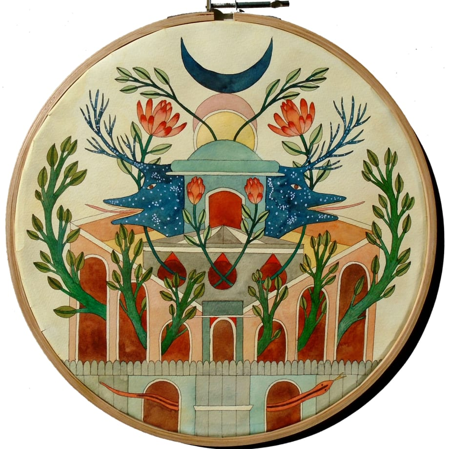 Rithika Merchant, Ancestral Home, 2017