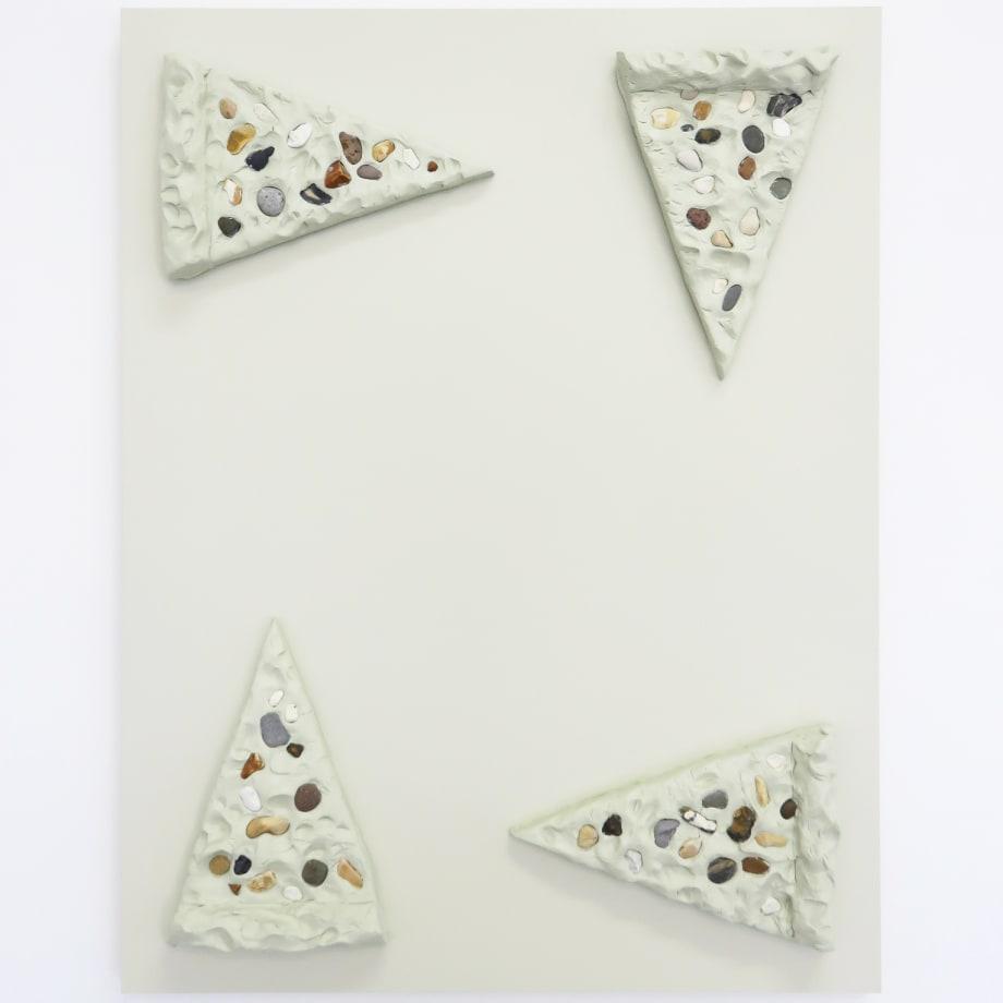 Agnes Calf, Rotation (Pebbles Pizza) , 2015