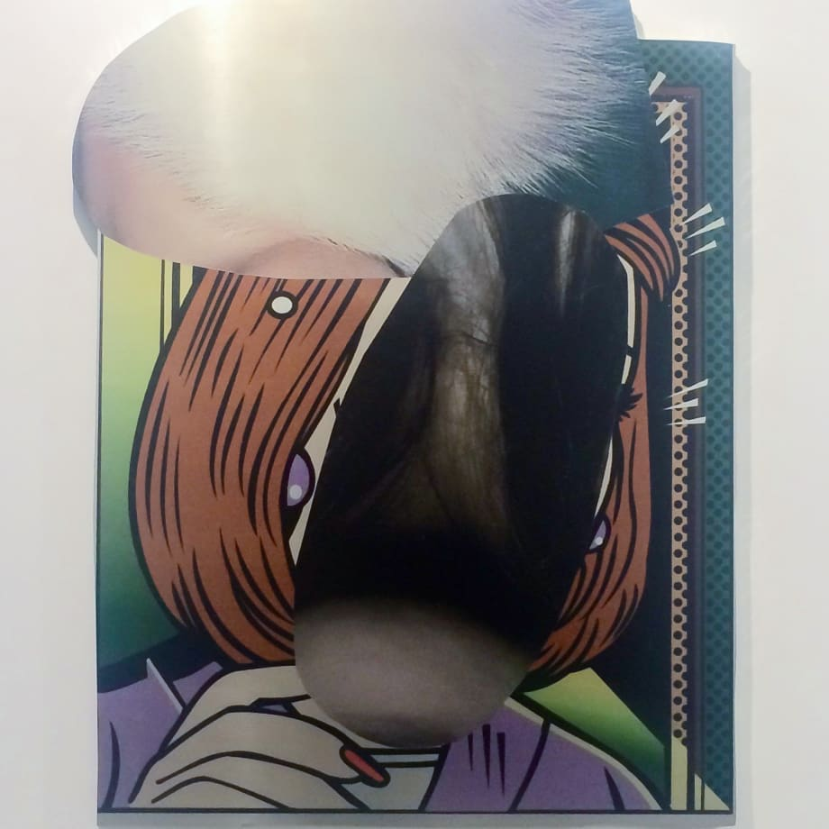 Eric Bainbridge, Untitled, 2014