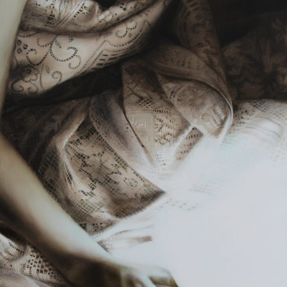 Corredo 3 | 2017 | Oil on canvas | 25 x 35 cm