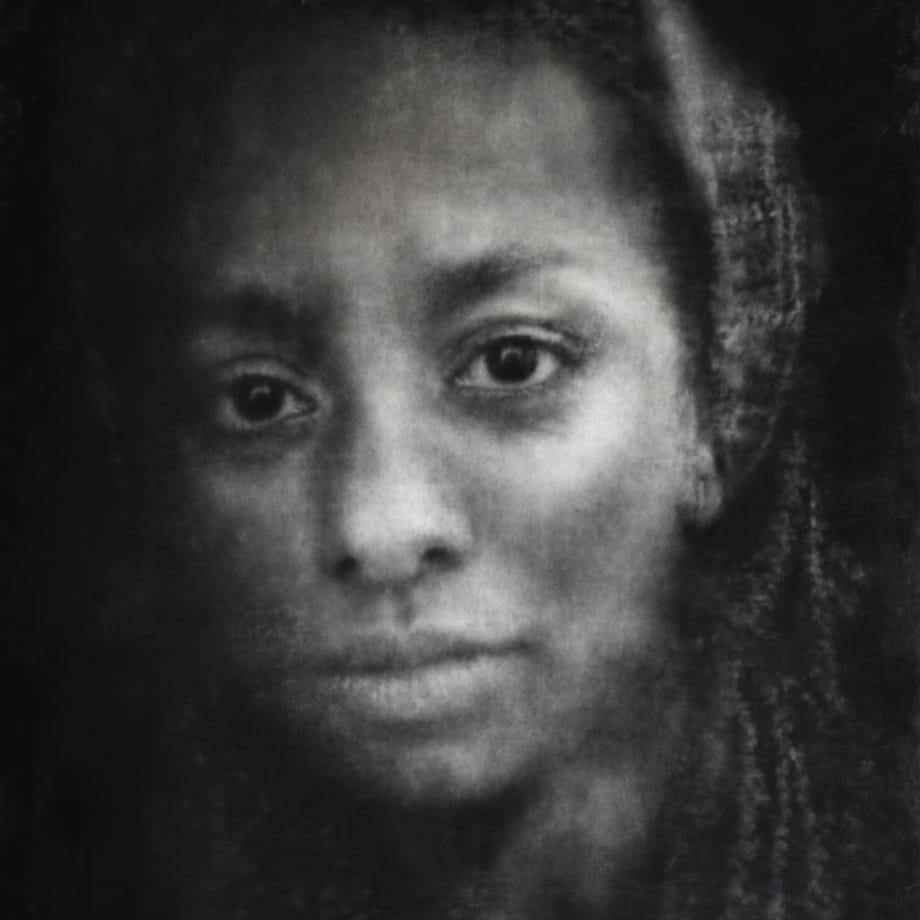 Burraway, Caroline - Eden (2016 - Charcoal on paper - 150cm x 125 cm)