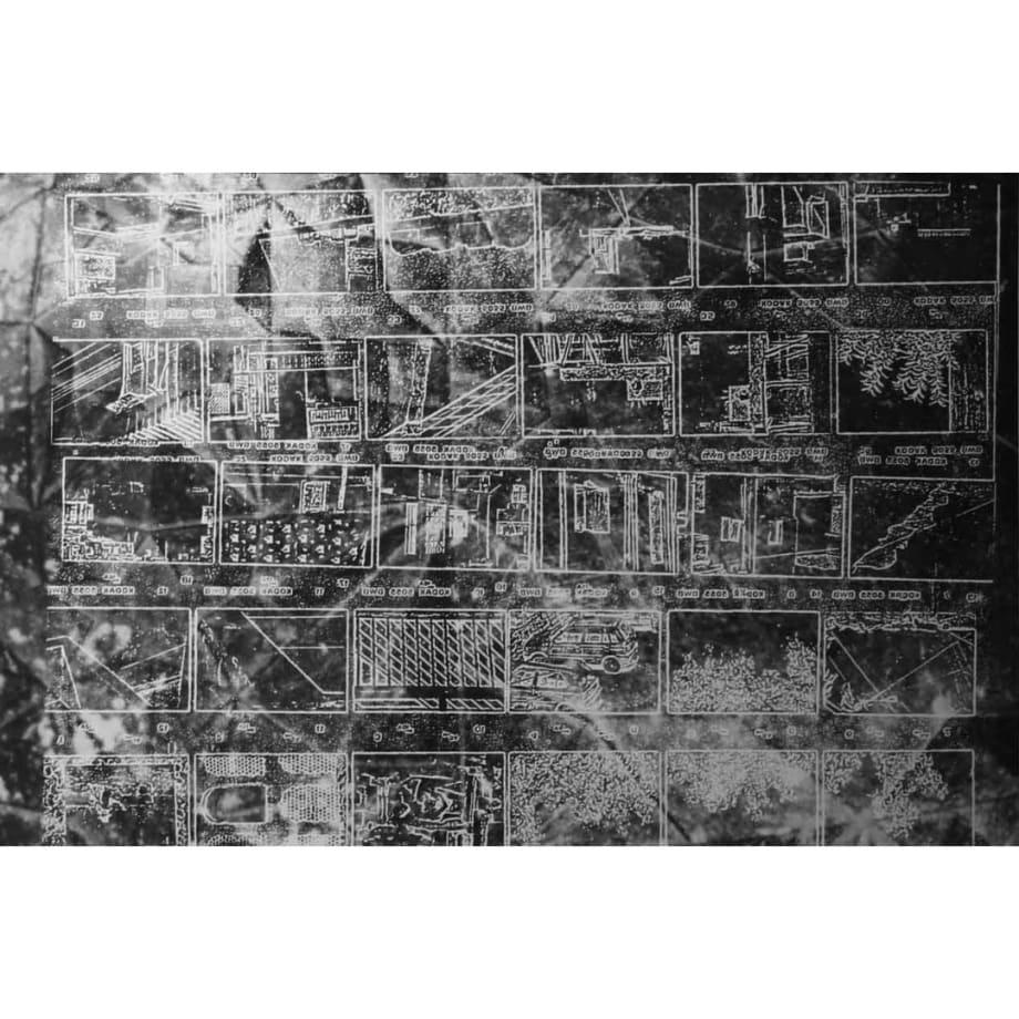 Samit Das, City in History #4, 2009