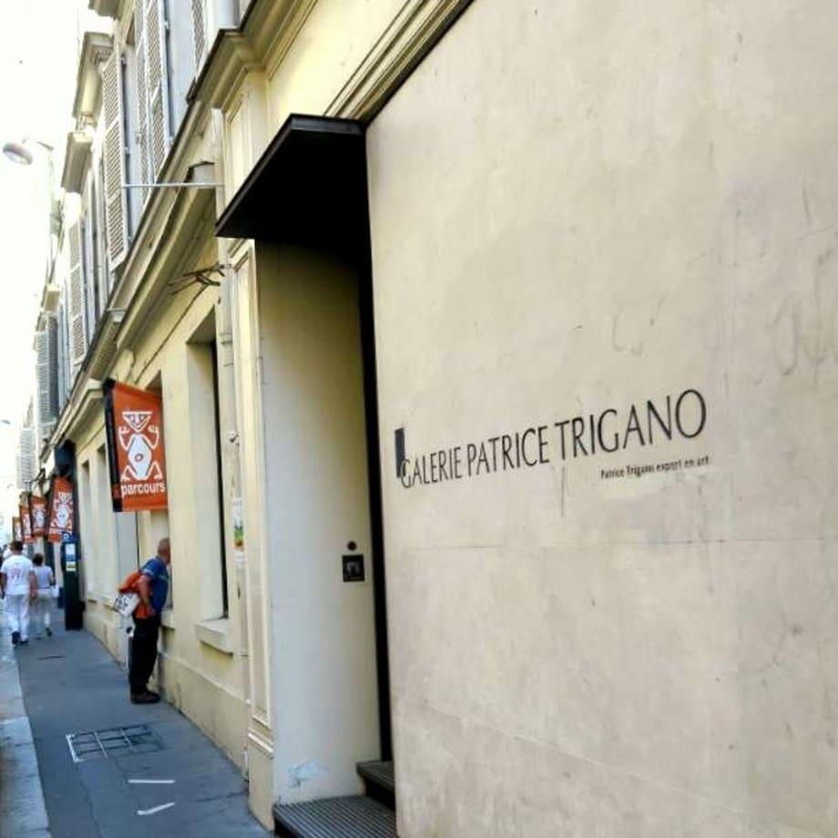 Galerie Patrice Trigano, Paris