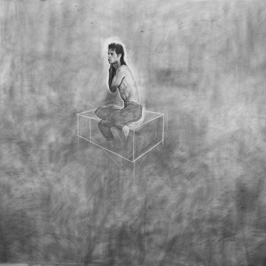 Nina Mae Fowler Mick, 2007-08 Pencil on paper 2350 x 1590 x 90 mm