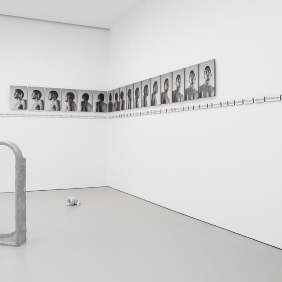 This Is Not a Prop, installation view, David Zwirner, New York, USA, 2018