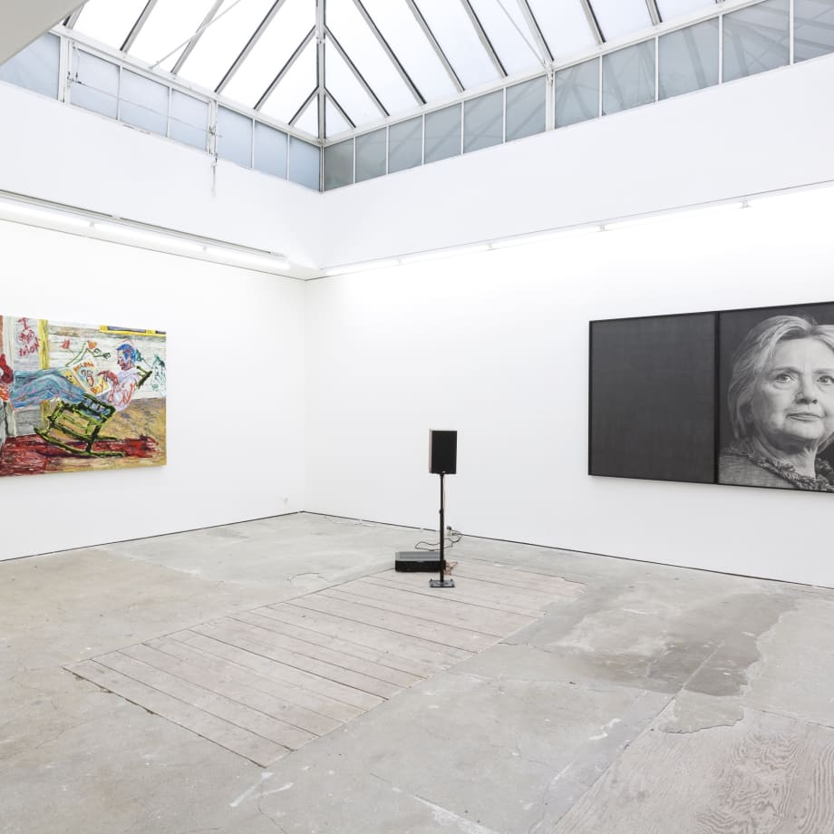 Installation view, 'We are the people. Who are you?', 2019