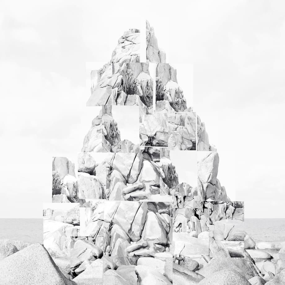 Noémie Goudal, Soulèvement III, 2018, inkjet print, 150 x 120 cm
