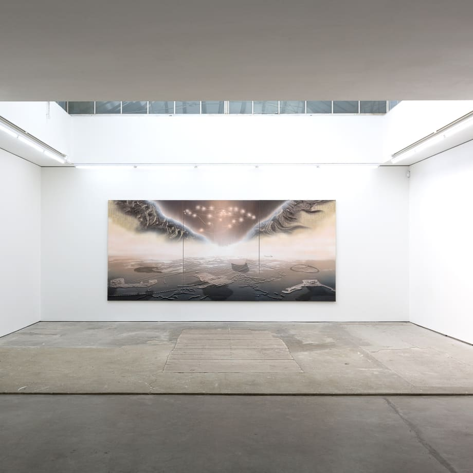 Gordon Cheung, Unknown Knowns, installation view, Edel Assanti, London, UK