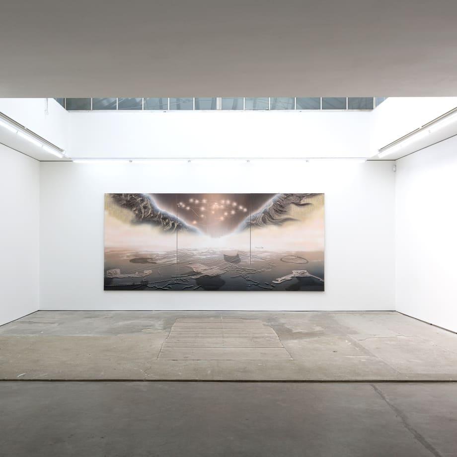 Gordon Cheung, Unknown Knowns, installation view, Edel Assanti, London, UK