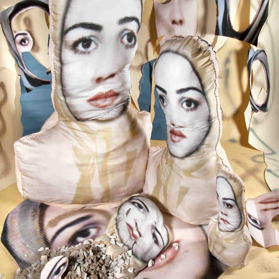 Sheida Soleimani, Maryam, 2016