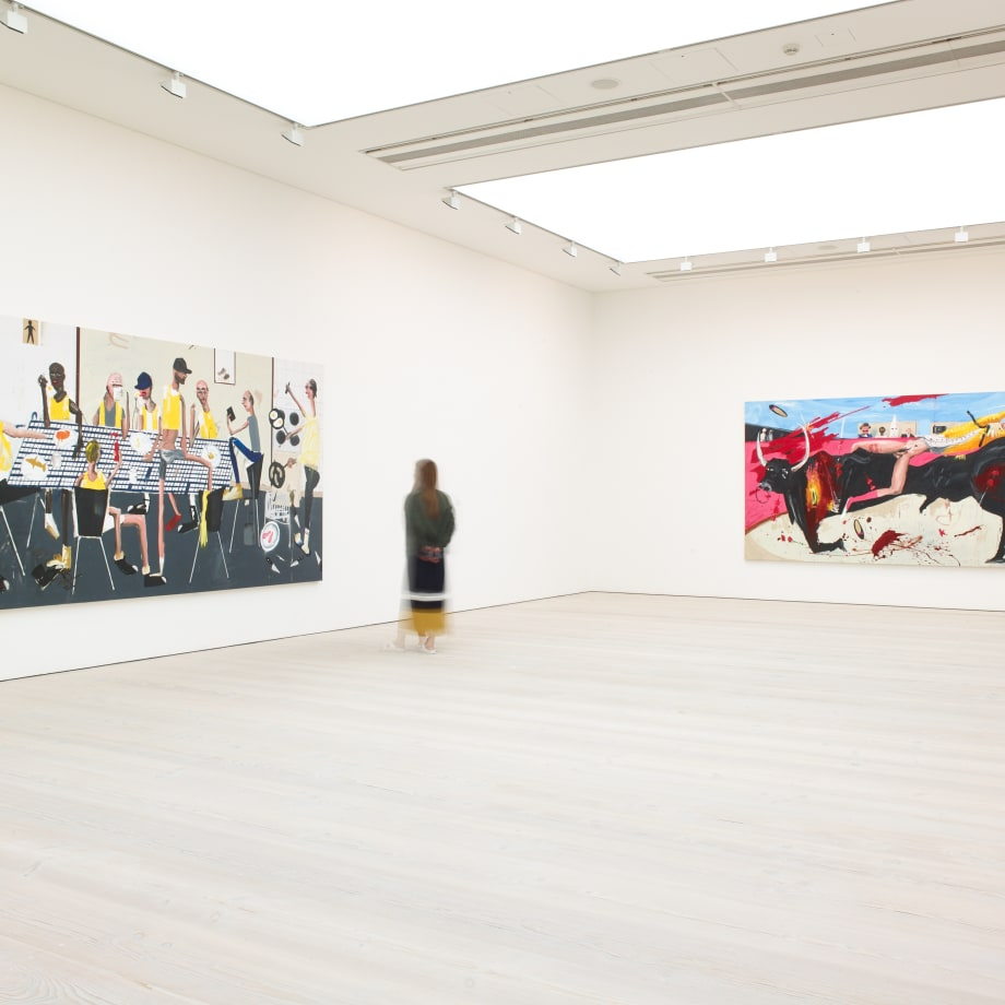 Iconoclasts: Art Out of the Mainstream, installation view, Saatchi Gallery, London, UK, 2017