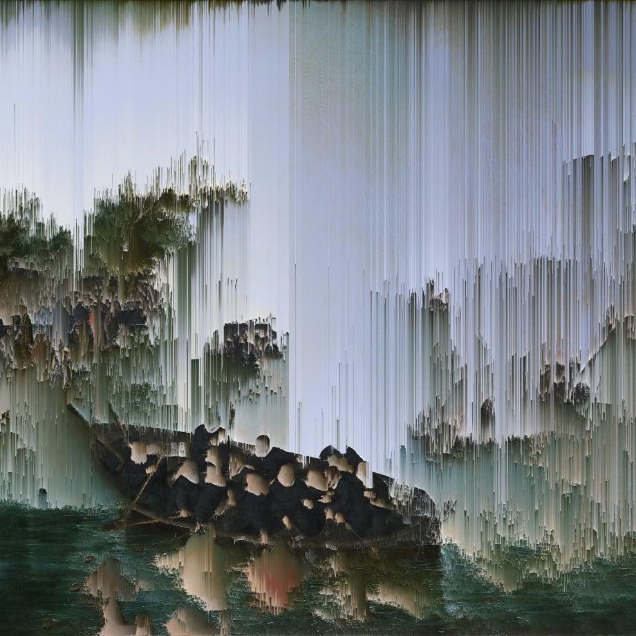 Gordon Cheung, Fishing for Souls (after Adriaen Pietersz van de Venne), 2016