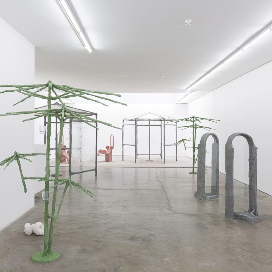 Oren Pinhassi, Second Nature, installation view, Edel Assanti, London, UK, 2018