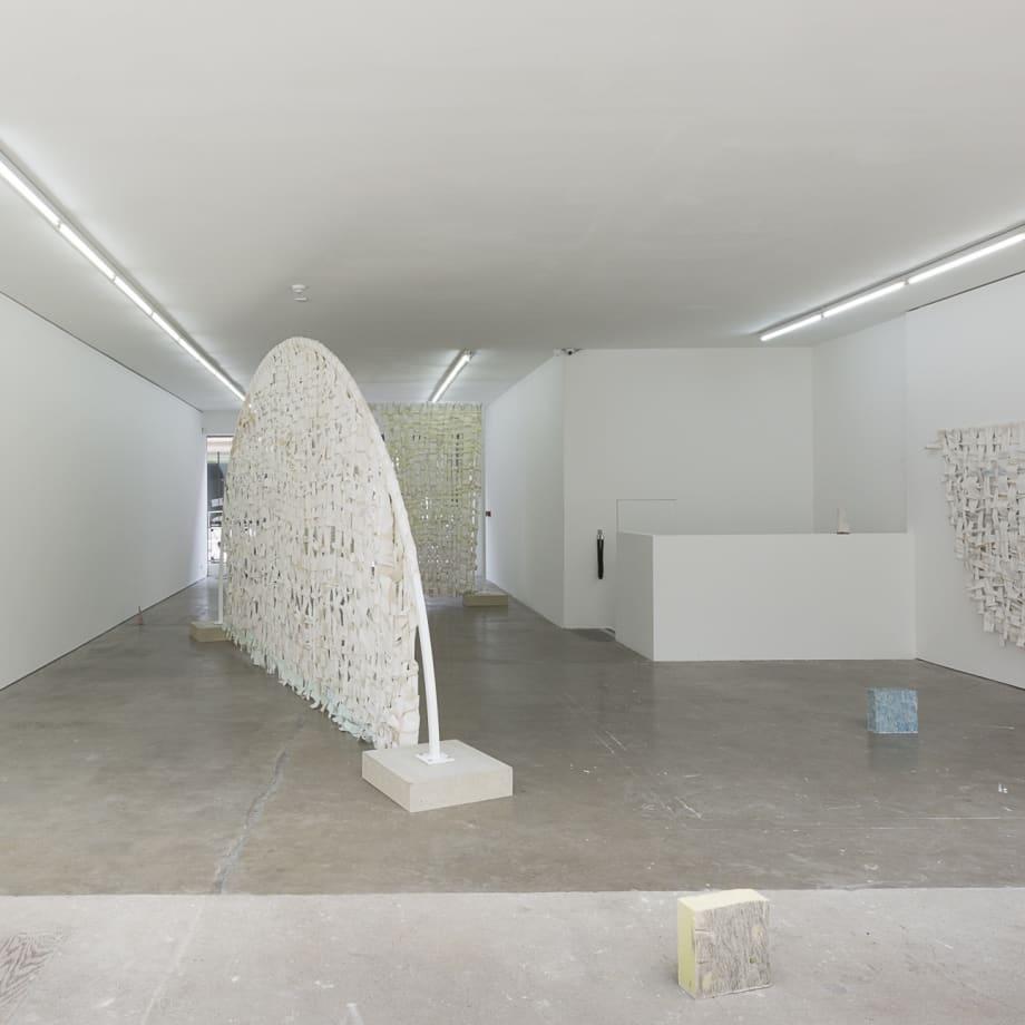 Jodie Carey, installation view, Edel Assanti, London, UK, 2019