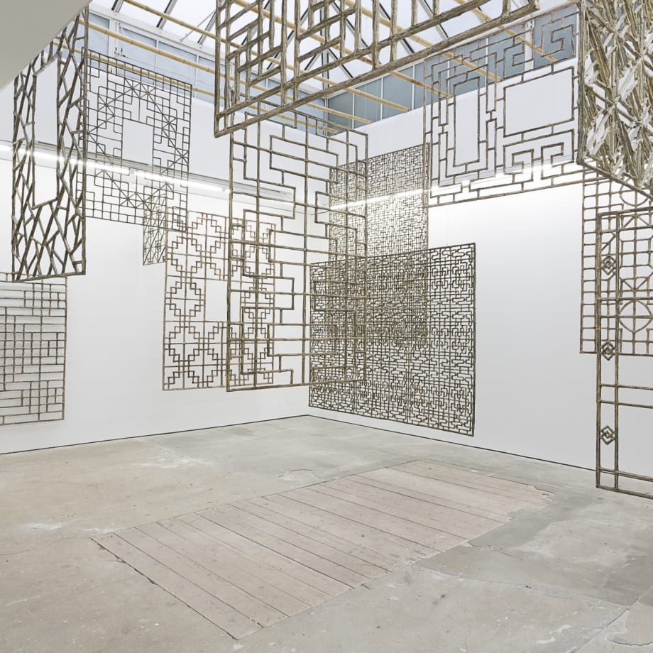 Gordon Cheung, Tears of Paradise, installation view, Edel Assanti, London, UK, 2020