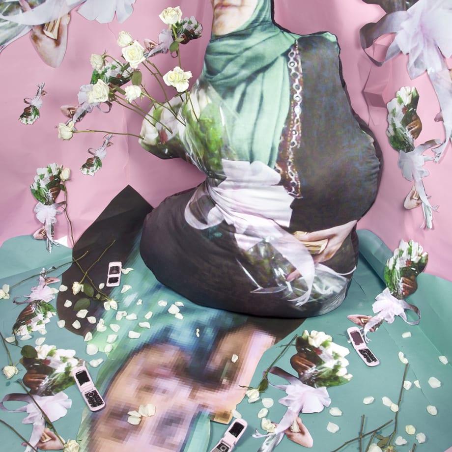 Sheida Soleimani, Sholeh (maman), 2016, archival pigment print, 101.6 x 68.6 cm