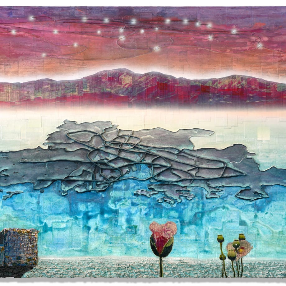 Gordon Cheung, Tears of Paradise, 2020