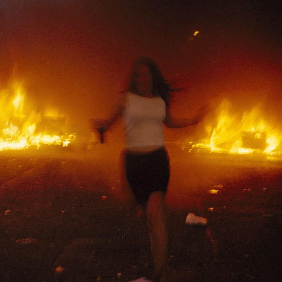 Vinca Petersen, Riot Girl, 1998