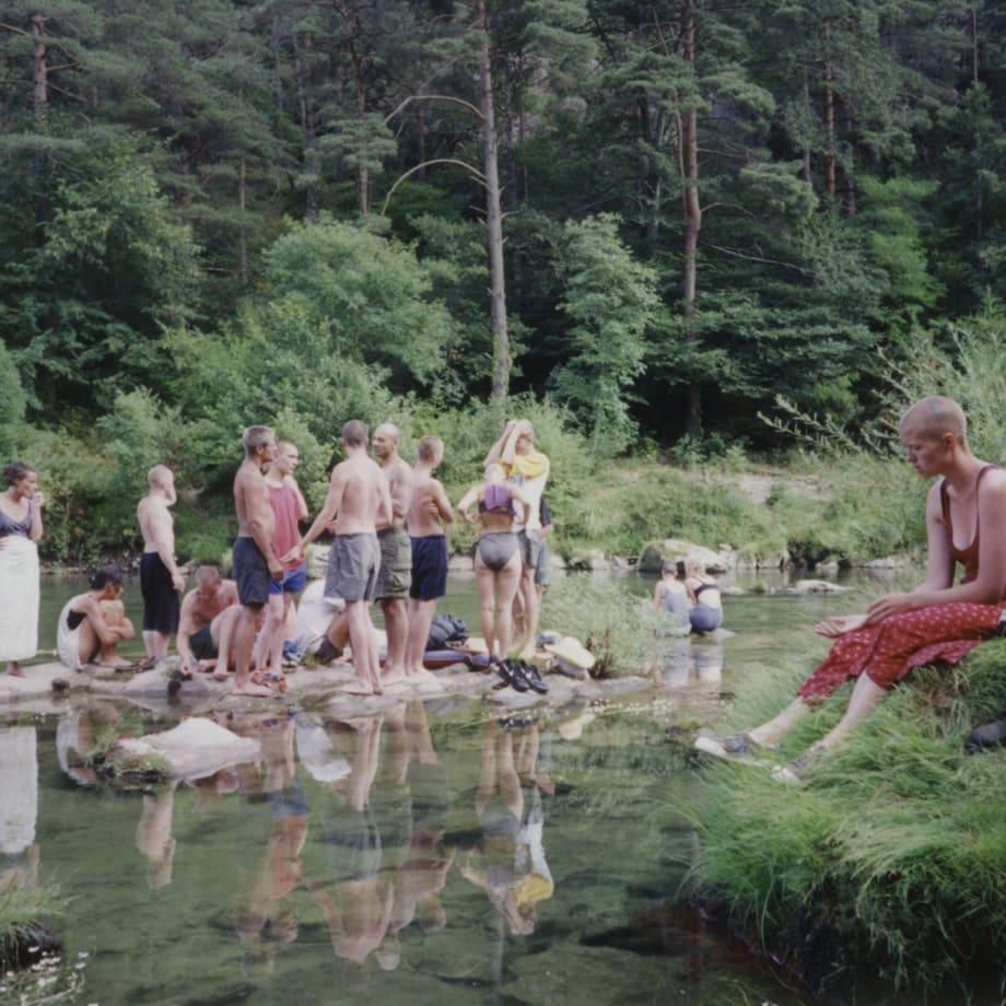 Vinca Petersen, River Conversation, 1994