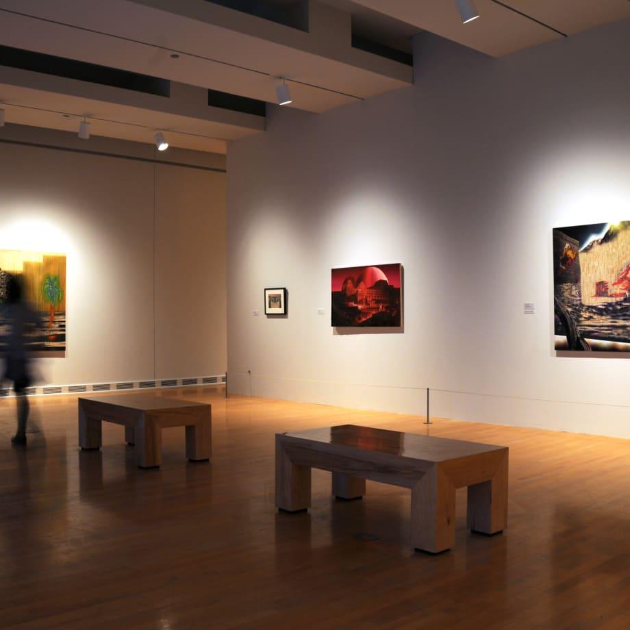 Gordon Cheung, Altered States, installation view, Arizona State University Art Museum, Tempe, AZ, USA