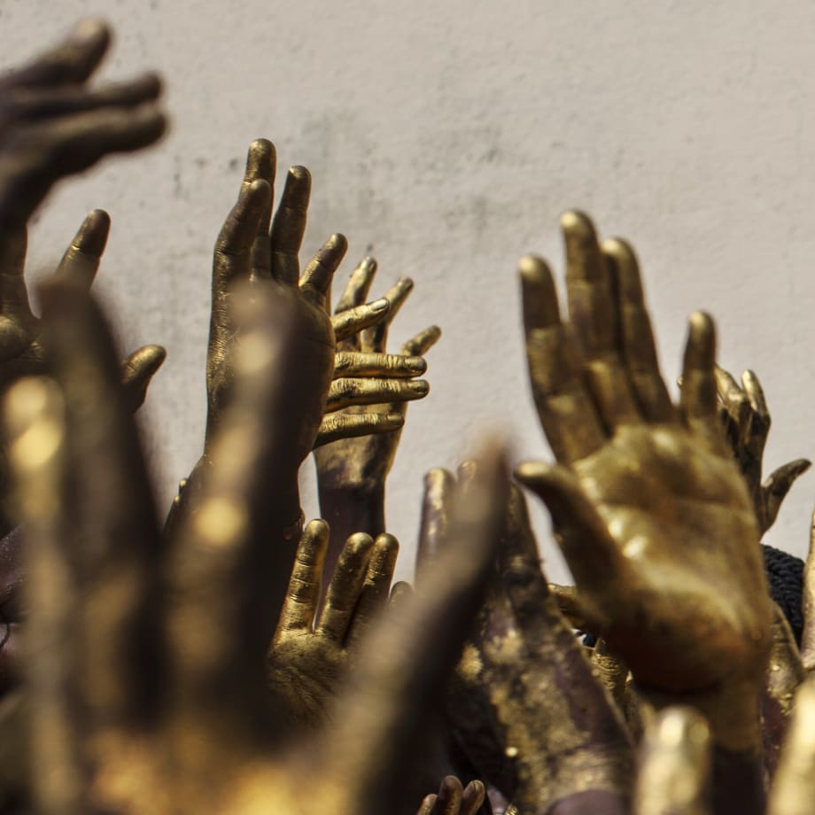 JOE PENNEY & ABDOU OUOLOGUEM, Incarnation 2, 2014
