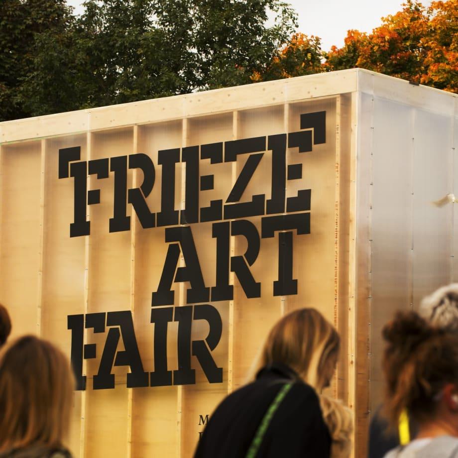 Frieze Art Fair 2013