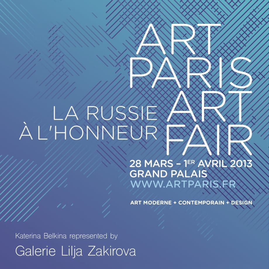 ART PARIS ART FAIR 2013, Grand Palais