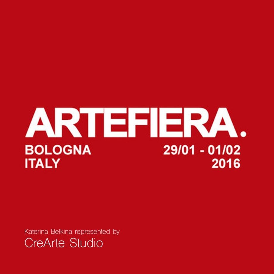 Arte Fiera 2017, International Exhibition of Modern and Contemporary Art