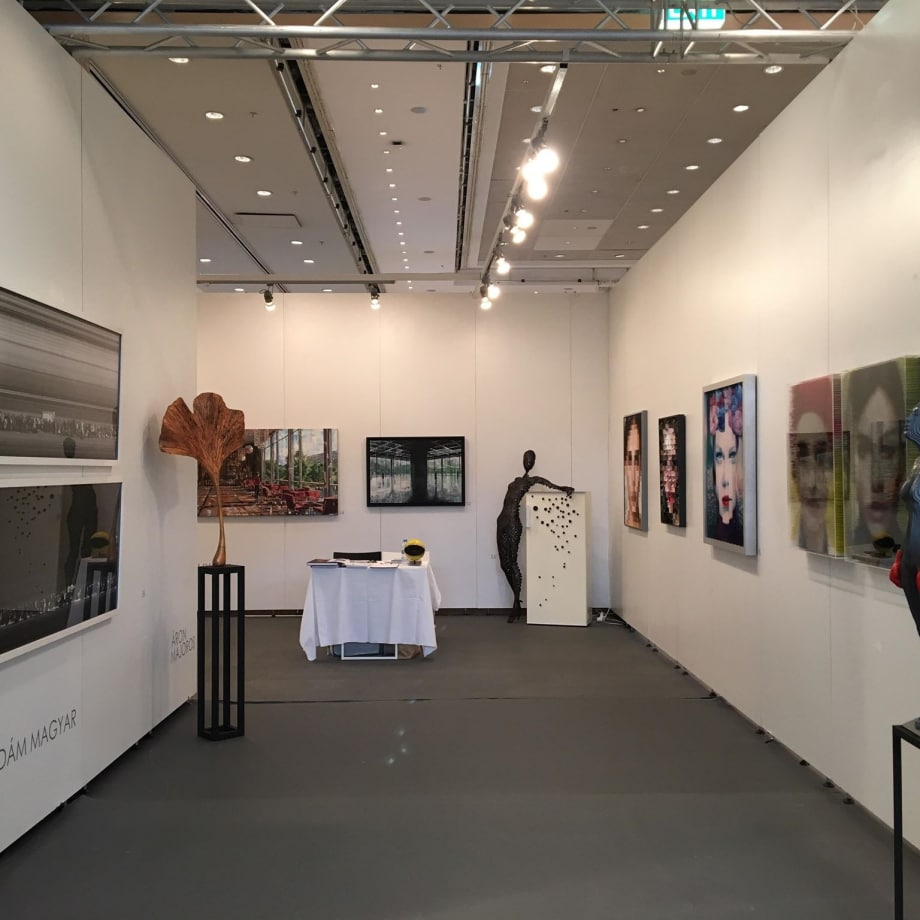 Booth A1-117, Faur Zsófi Gallery