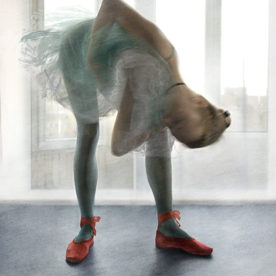 For Degas by Katerina Belkina