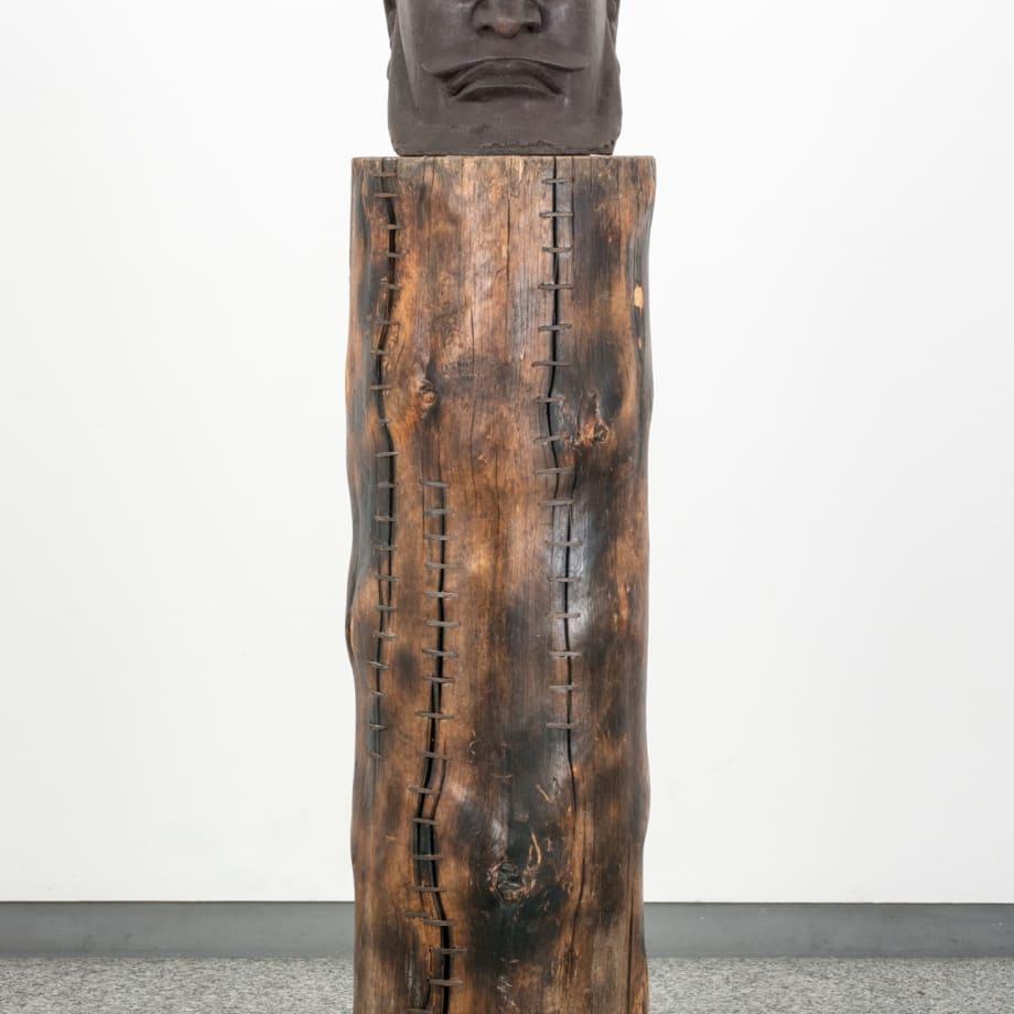 LIU RUOWANG Legacy, 2008-2009 bronze cm 66x52x41