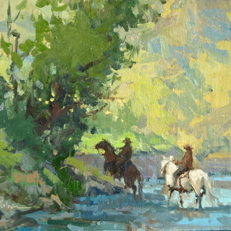 Lori Putnam, Lost Horse Creek