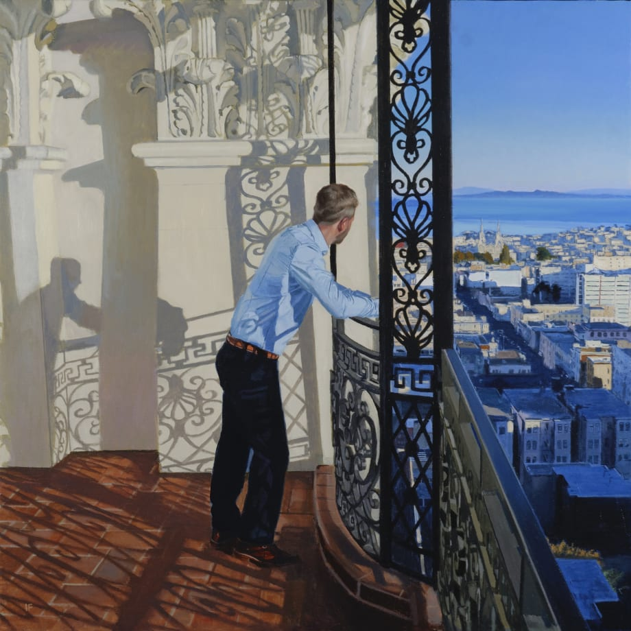 Iain Faulkner, San Francisco Morning, 2018