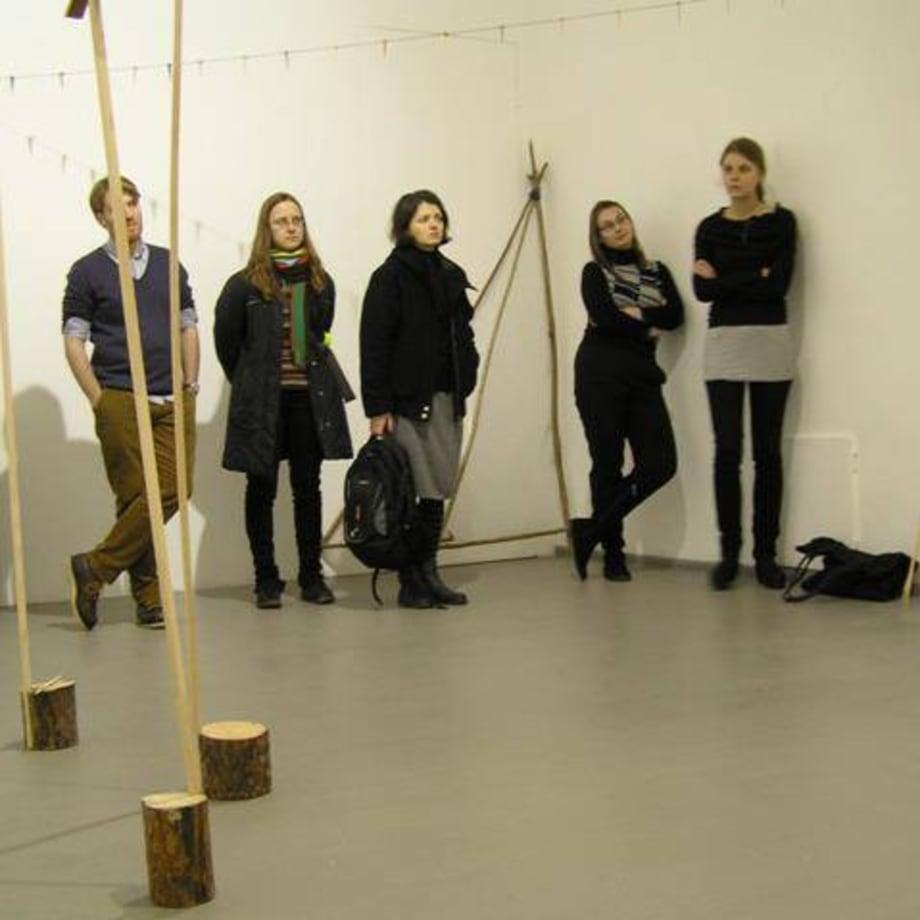 Artist Marija Šnipaitė. Curator Danutė Gambickaitė Thursday review 12 01 2012