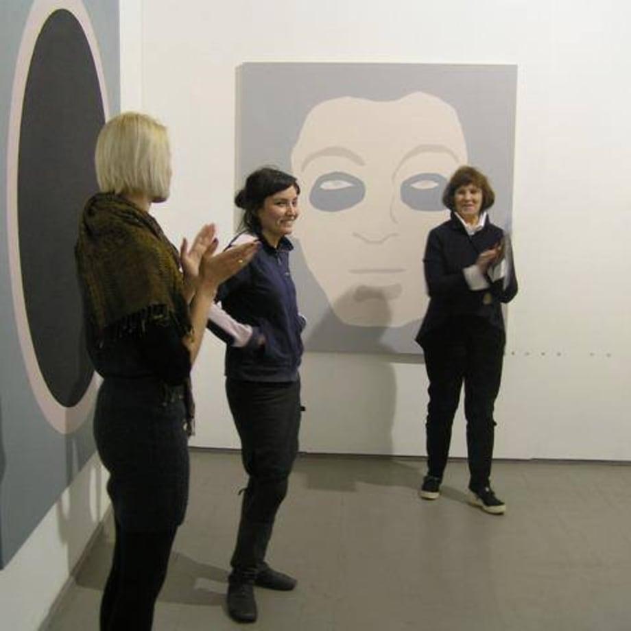 Artist Staselė Jankauskaitė. Curator Jolanta Marcišauskytė-Jurašienė Thursday review 08 03 2012