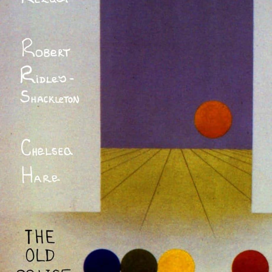 Robert Ridley Shackleton / Chelsea Hare / Mariam Rezaei